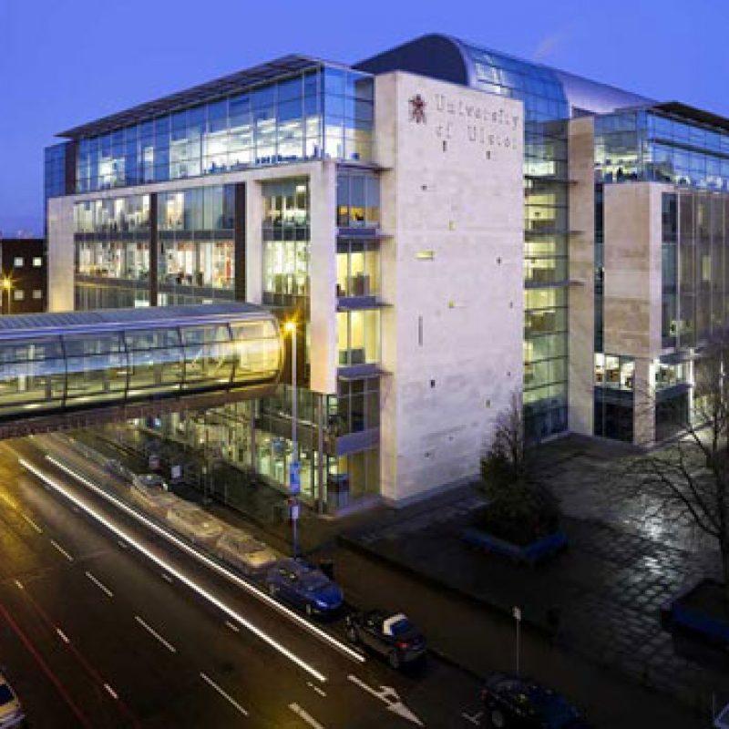 阿尔斯特大学 Ulster University