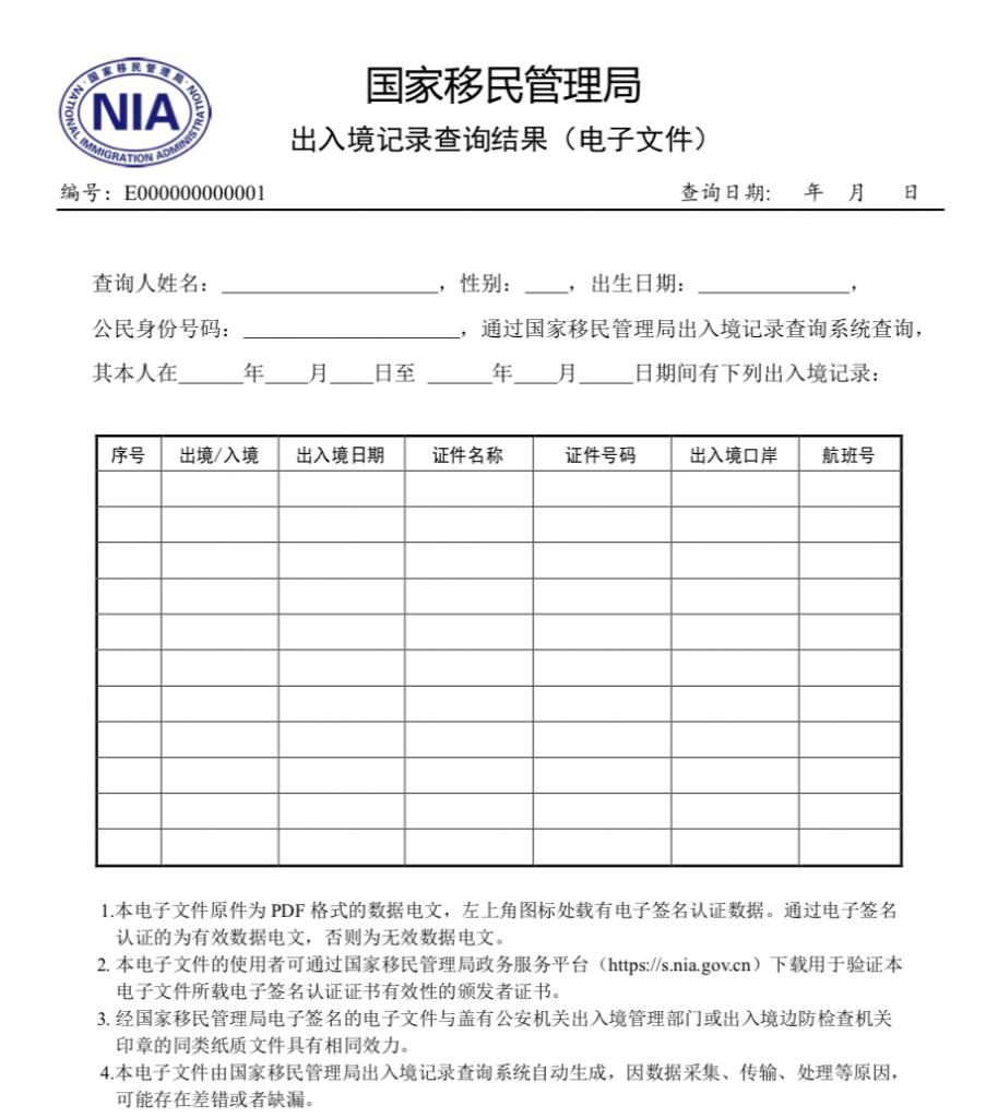 019年4月起中国护照、港澳台通行证全国通办