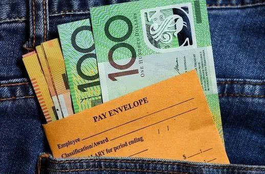 澳洲最低工资将于7月1日起每周增加.60,最低时薪达19.49澳元