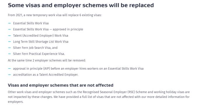 """月17日新西兰移民局发布重磅消息,对工签做出重大改革"""""""